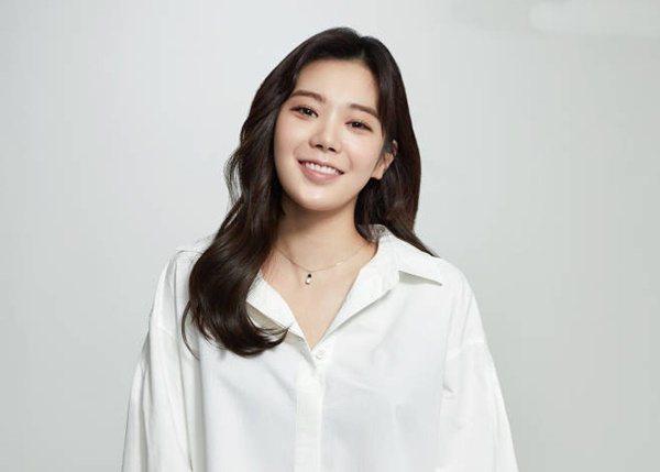 韓國女星Lizzy。圖/擷自韓媒mk.co.kr