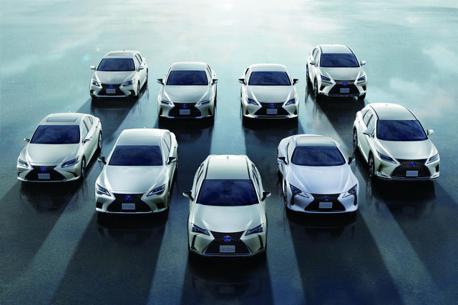 LEXUS電氣化車型達200萬銷售 全新純電車款2022年登場