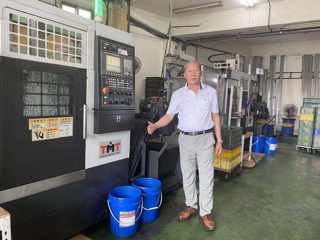 正代機械生產的TMT工具機,客戶黏著度很高,宇呈公司廠內陸續引進31台該品牌機器...