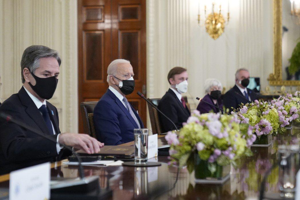 南韓總統文在寅將於21日出訪美國,成為美國總統拜登上任後,第2位面對面會晤的外國...