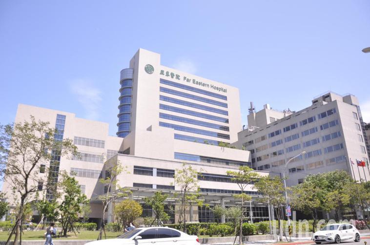 亞東醫院外觀照。記者張哲郢/攝影
