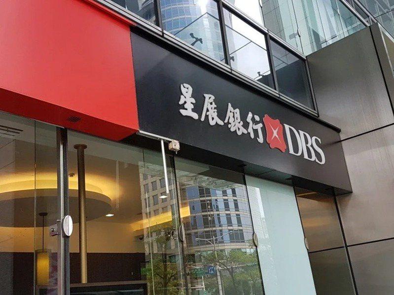 星展銀行(台灣)獲報一名員工採檢新冠病毒確診。聯合報系資料照