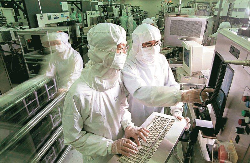 各國仰賴台灣或韓國的超高速、超薄晶片,台灣在技術和市場影響力方面都有優勢。圖/台積電提供