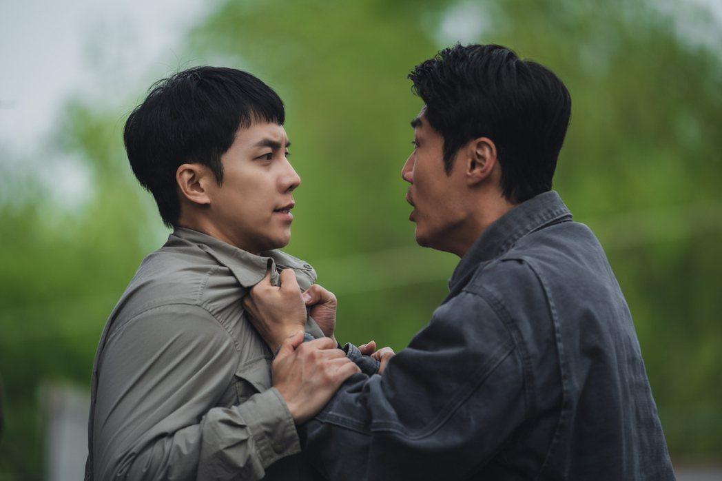 「MOUSE窺探」本週將播播出最終大結局,李昇基(左)和李熙俊之間的衝突將一觸即