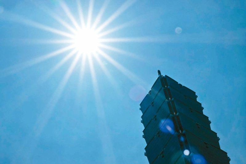 今(22日)是24節氣中的「大暑」,也是全年溫度最高、陽氣最旺盛的節氣。圖/聯合報系資料照