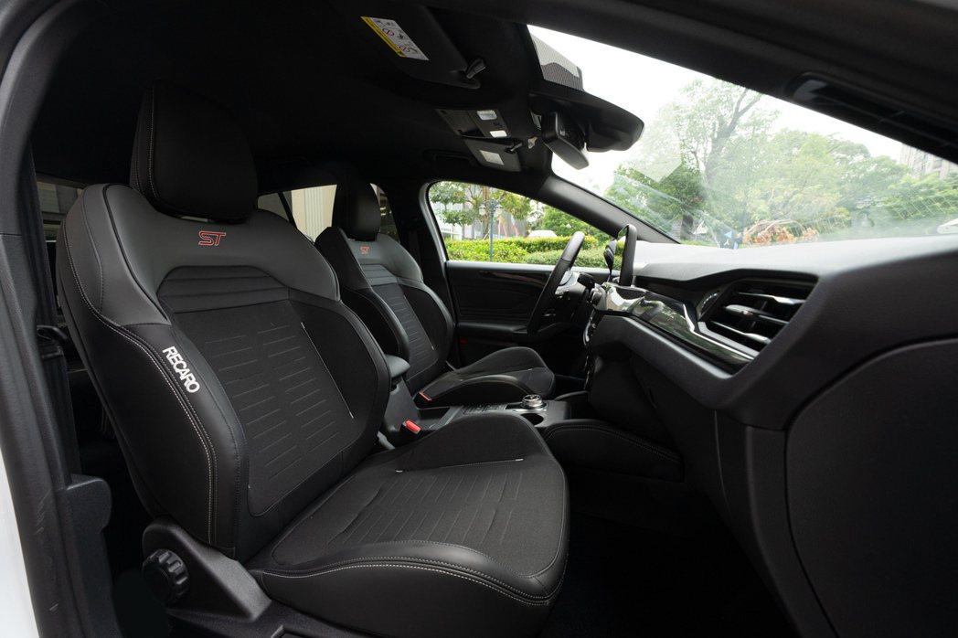Focus ST Wagon – SLS Edition配置ST專屬賽道級REC...