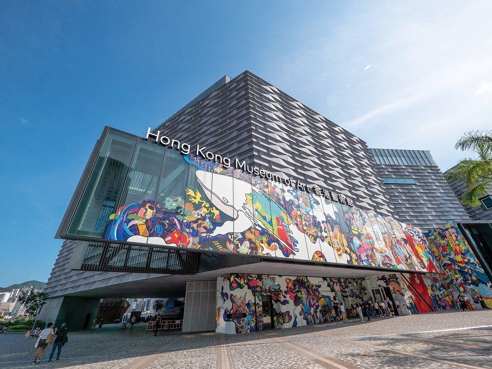 香港藝術館重新翻修開幕。 圖/香港旅遊發展局提供