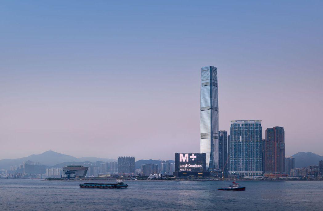 M+視覺文化博物館即將於2021年底開幕。 圖/Herzog & de Meur...
