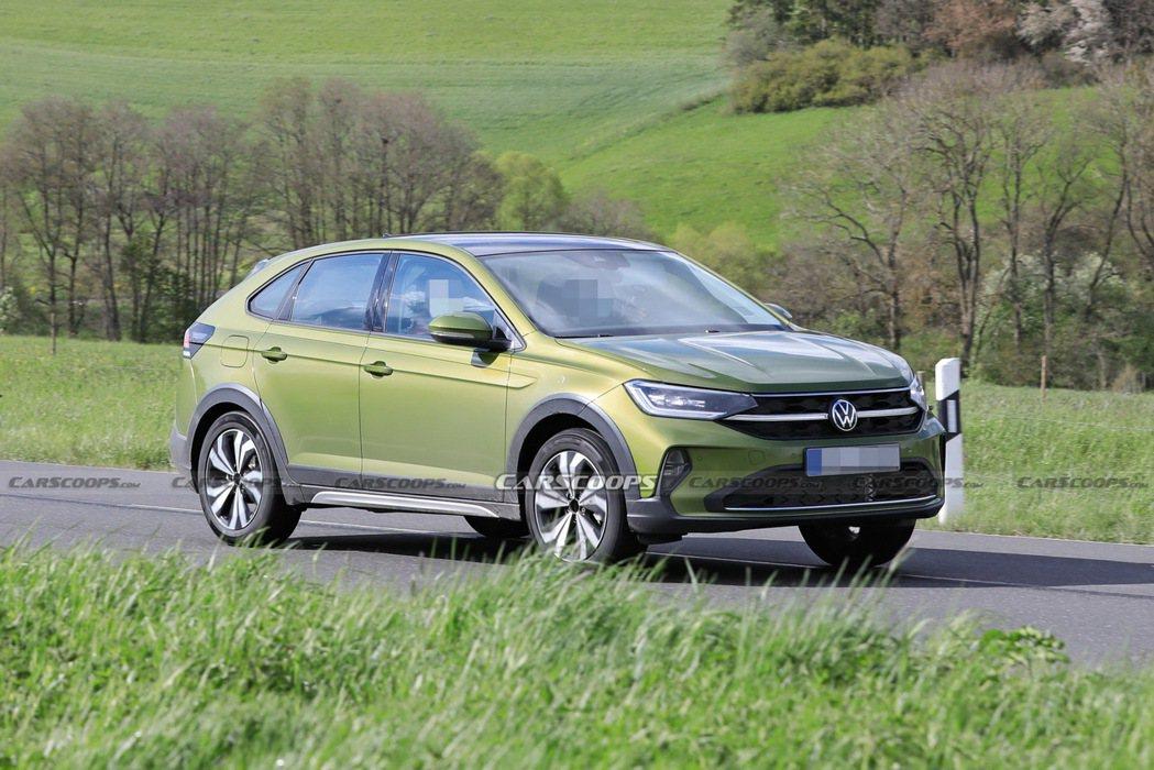 全新Volkswagen Taigo預計將在今年夏天於歐洲市場發表。 摘自Car...
