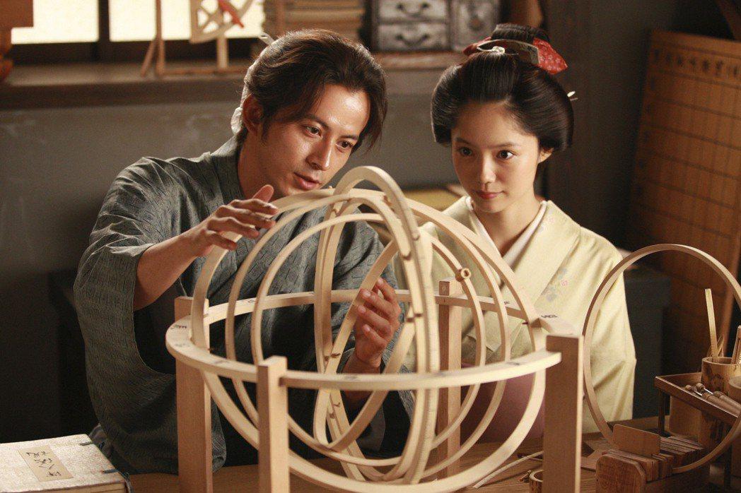 宮崎葵和岡田准一被稱為「大河劇CP」。圖/擷自日本雅虎