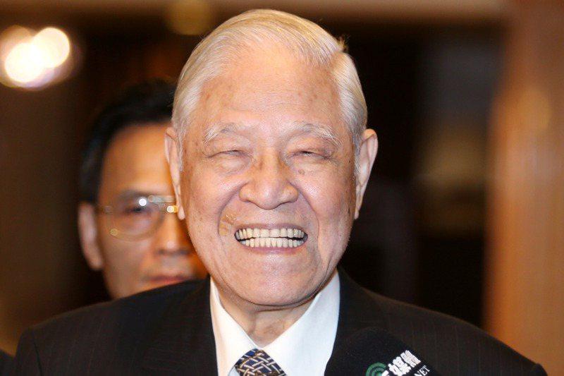 前總統李登輝曾率隊展開台灣史上首個非洲籃球外交。圖/聯合報系資料照片