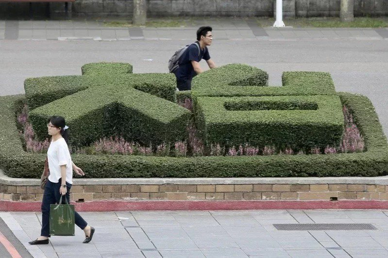 台灣大學出現一例確診個案。圖非新聞當事人。本報資料照片