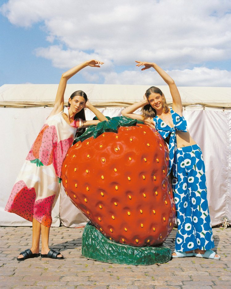 芬蘭設計師品牌Marimekko今年迎接70歲生日,特別推出限定版印花系列主題商...