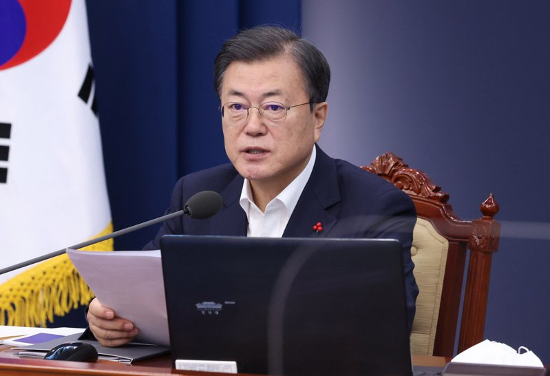南韓總統文在寅將赴白宮與美國總統拜登進行美韓高峰會。歐新社
