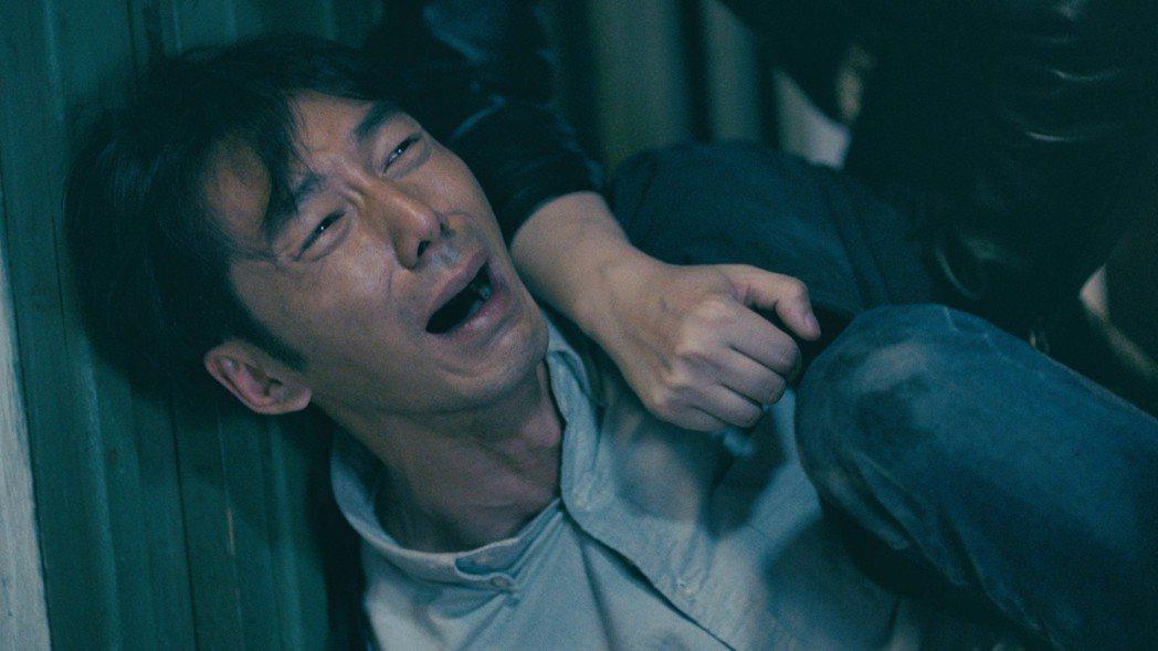 李李仁為了拍「失控」刻意調整身型。圖/LiTV、李大哥工作室提供