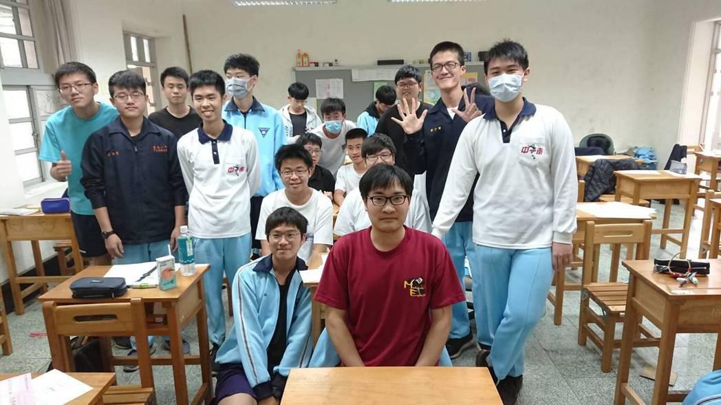 大學入學個人申請今天公布分發名單,台南一中表現亮眼。圖/本報資料照片