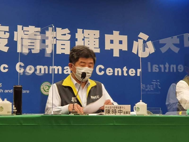 指揮中心今天表示,全台500床以上醫院,須在28日前將1/10病床數設為專責病房,確診住院患者發病或確診達10天,依Ct值將安排出院或集中檢疫。記者楊雅棠/攝影