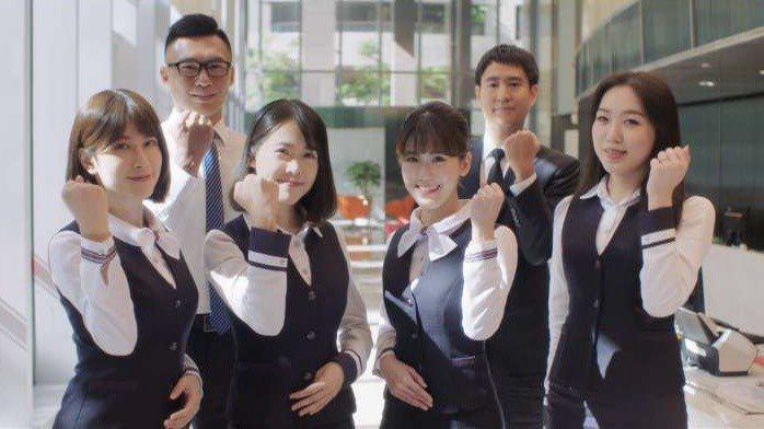 華南銀行宣布提供員工防疫物資預算每人3000元。圖/華銀提供