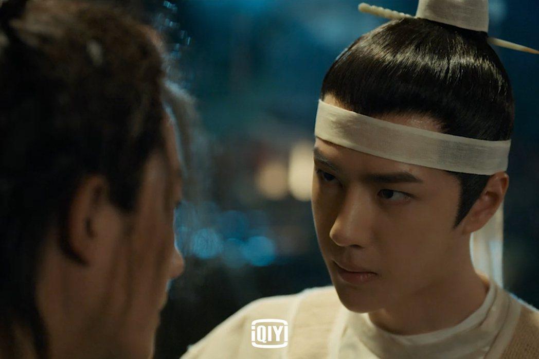 王一博新戲很受矚目。圖/愛奇藝國際站提供