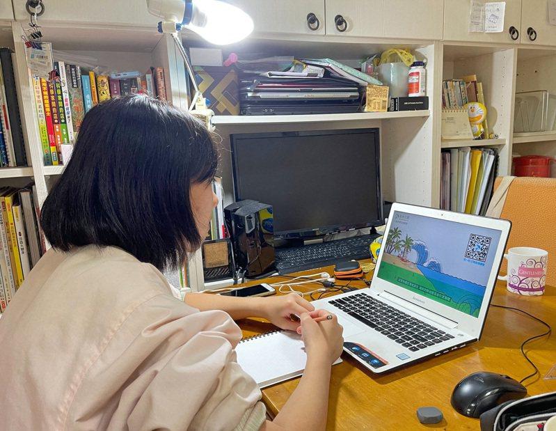 資深英文老師李壹明建議,大人要鼓勵學生培養成長型思維,高中生要趁此學習如何監控自己,思考計畫該怎麼執行。圖/聯合報系資料照片