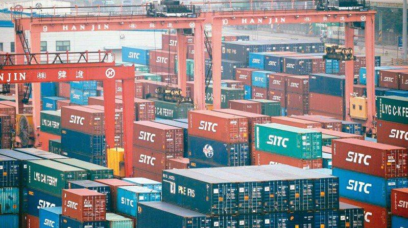 經濟部統計處公布4月外銷訂單,金額549.3億美元,為歷年同期新高。(本報系資料庫)