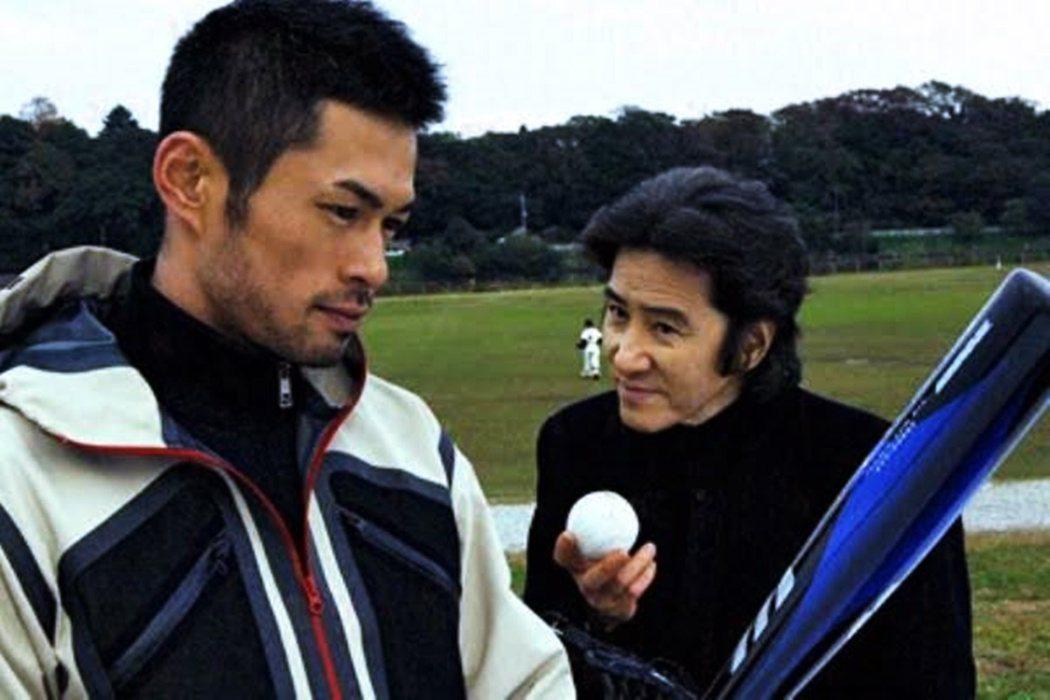 《古畑任三郎》系列2006年第41集,鈴木一朗特別演出。 圖/《古畑任三郎》