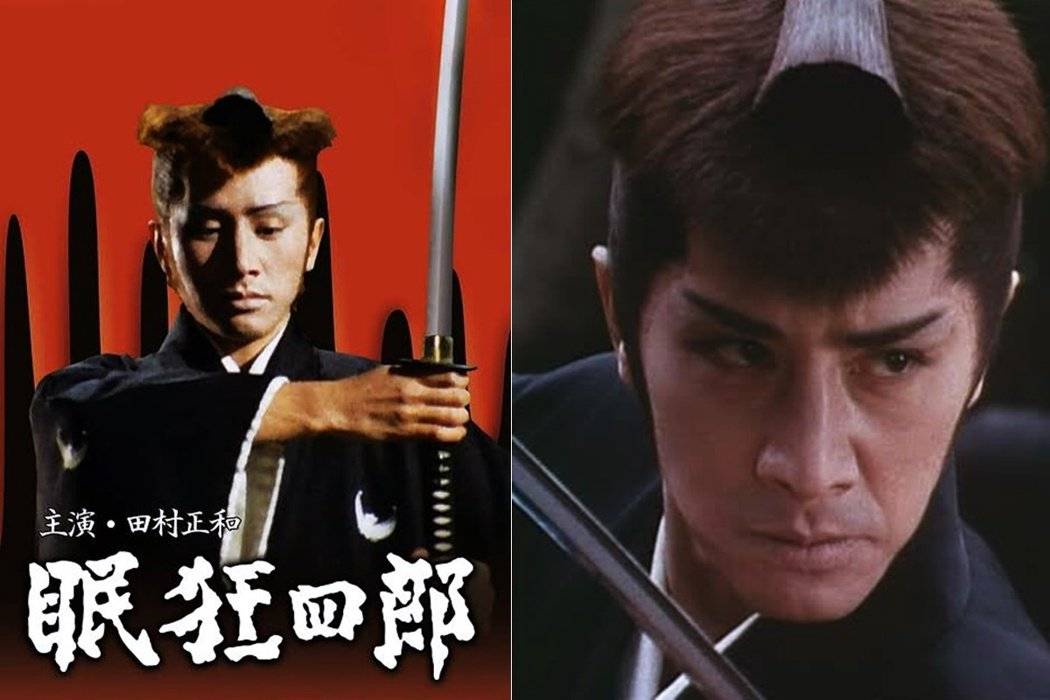 「眠狂四郎」這個虛無主義與男性風格混雜的黑暗英雄角色,被認為得有好的武打身手和帥...