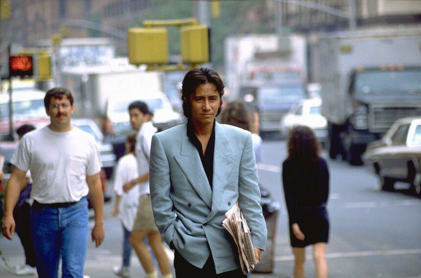 迷人的阿伯群裡,更「超規格」的存在就是田村正和。圖為1988年電視劇《紐約戀物語...