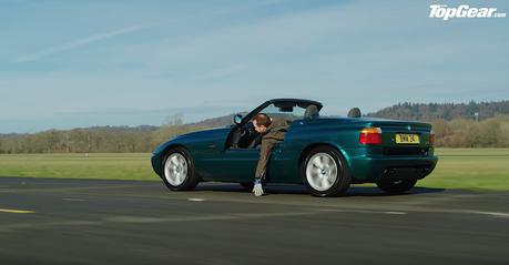 影/30年的BMW Z1憑什麼跟二手保時捷911一樣保值?
