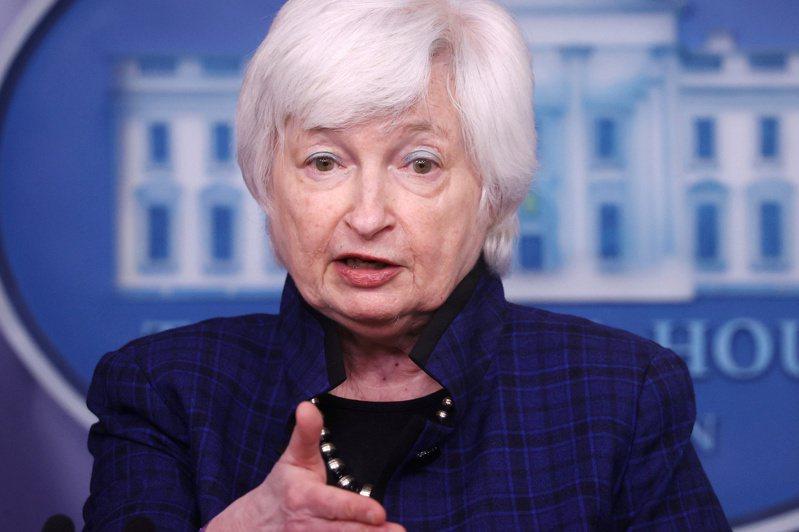 美國財政部強調,15%是底線,應繼續積極討論,力爭更高的最低稅率。路透