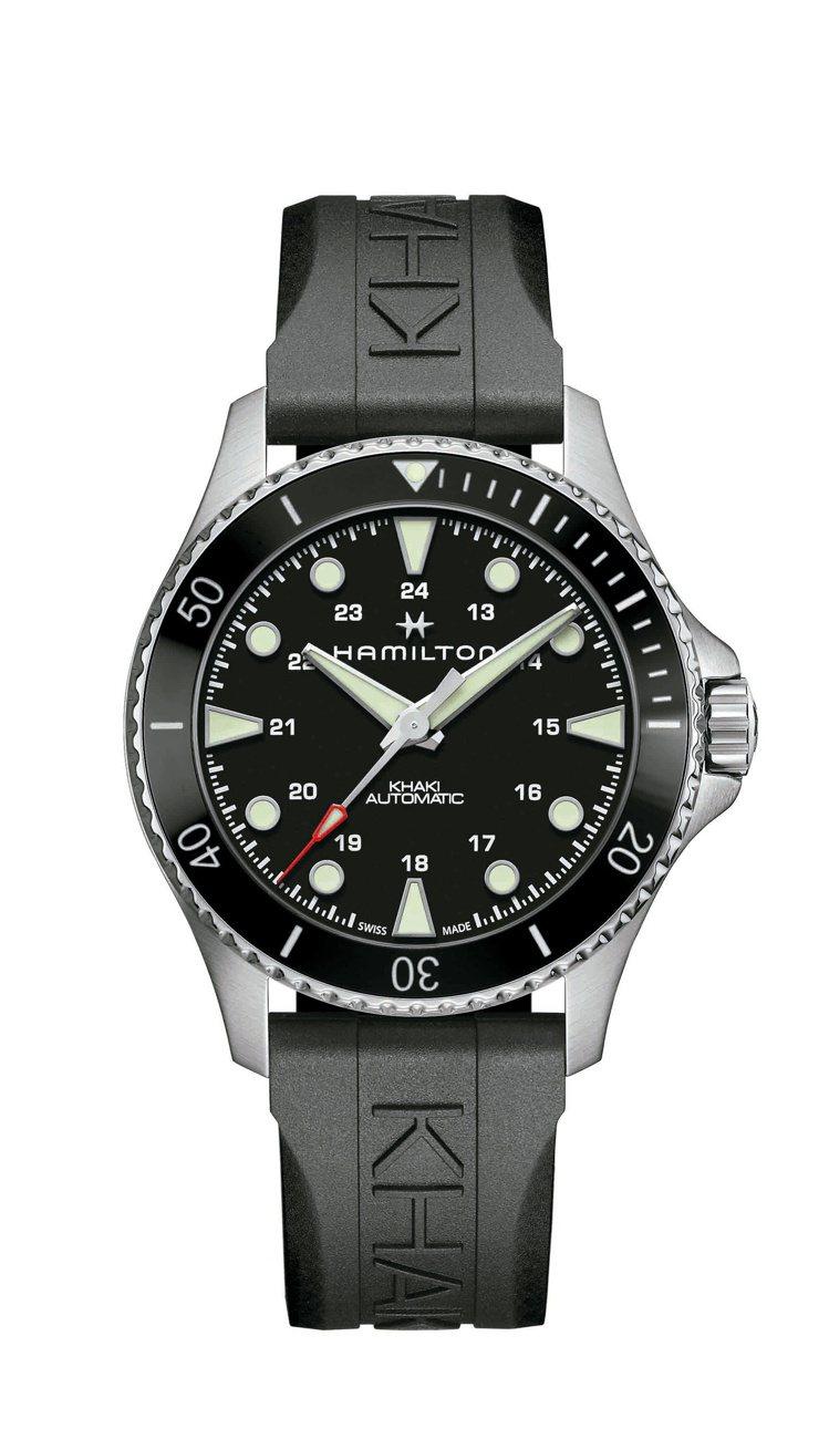 Hamilton Khaki Navy Suca腕表,自動上鍊機芯、43毫米、精...