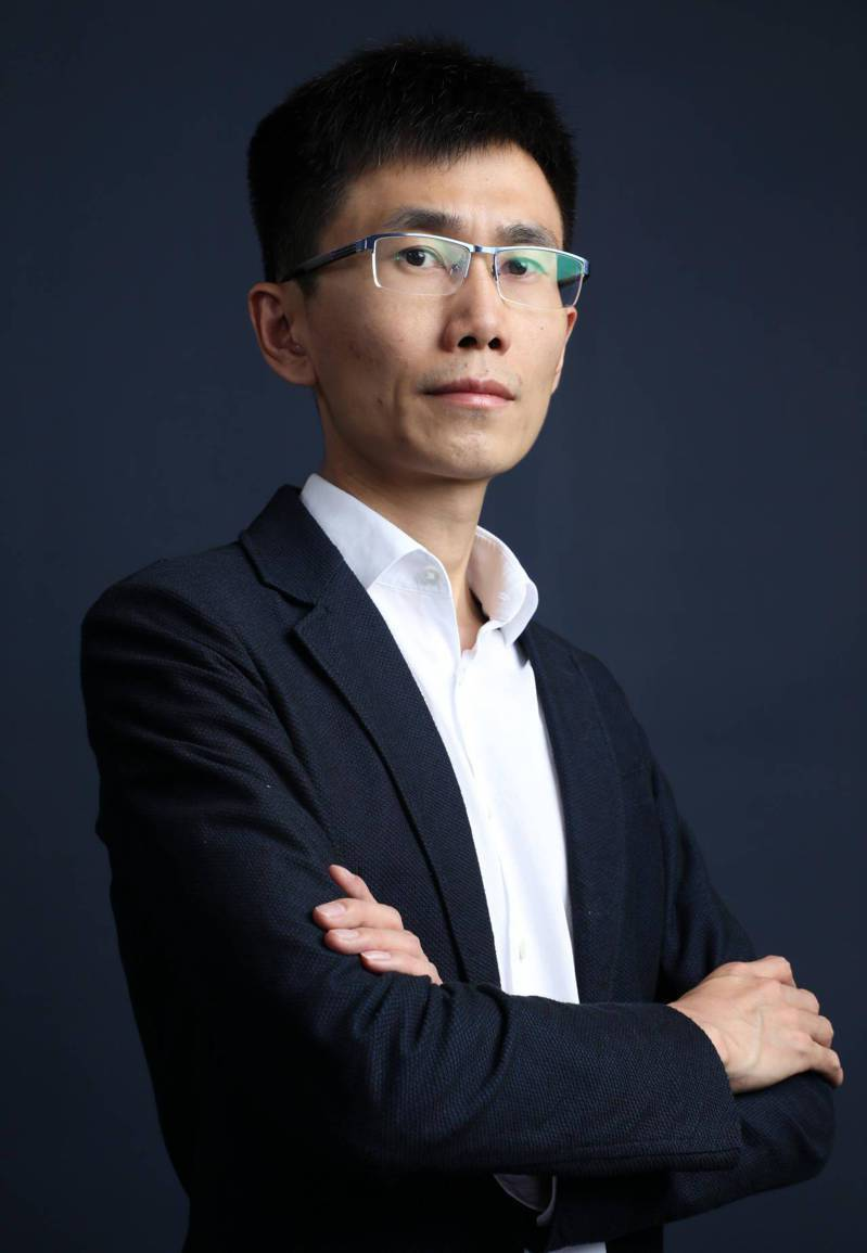 水滴公司創辦人沈鵬。(網路照片)