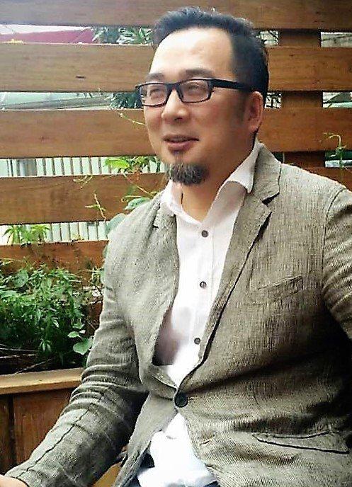 中華統一促進黨黨主席何文智。記者卜敏正/翻攝