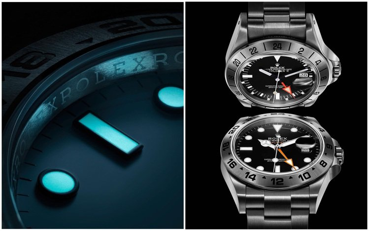 勞力士近日在官方instagram帳號發表探險家二號Explorer II腕表的...