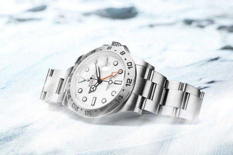 ROLEX Explorer II探險家二號腕表,28萬2,000元。圖 / R...