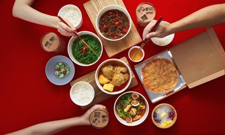 瓦城泰統集團5月底前「全國最大連鎖雲端廚房」將全面上線。圖/瓦城泰統集團提供
