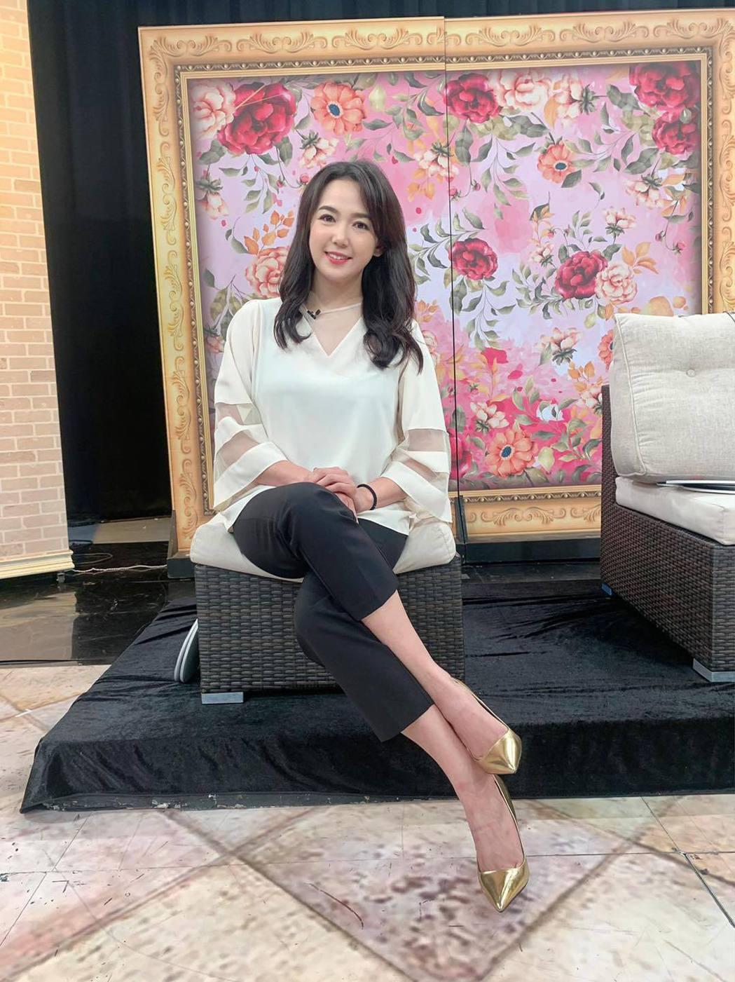 「布丁姐姐」陳櫻文衰遭網友出征。 圖/摘自臉書