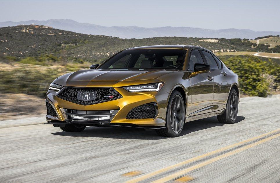 Acura TLX Type S將於6月開始販售。 圖/Acura提供