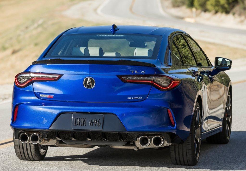 具扭力分配系統的第四代SH-AWD四輪驅動技術,讓操控能力更加提升。 圖/Acu...