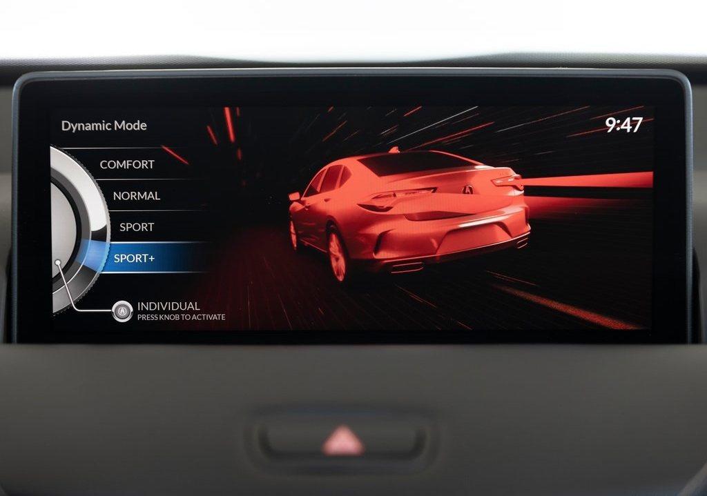 Type S獨有的Sport +駕駛模式可提供額外的性能和駕駛體驗。 圖/Acu...