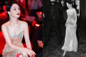 周迅「金色禮服X鮮豔紅唇」太絕美,讓人一秒回到上海灘!46歲仍有41kg仙女體態全靠交錯飲食法