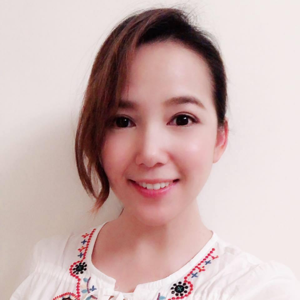 「布丁姐姐」陳櫻文衰遭網友出征。圖/摘自臉書