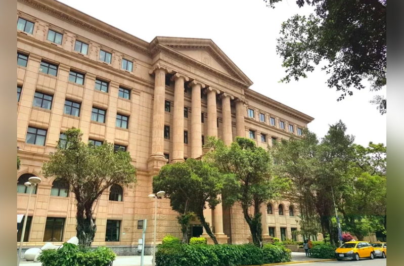 台灣高等法院外觀。 圖/本報資料照片