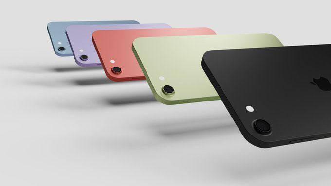 最新iPod touch渲染圖。圖/取自搜狐