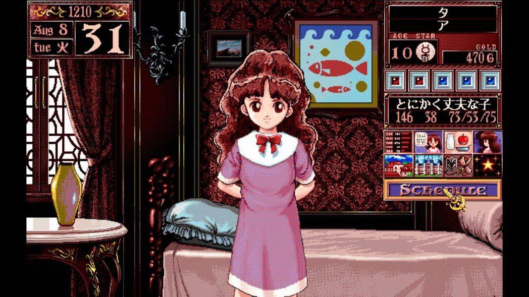 大部分喜歡美少女夢工場系列作的玩家,幾乎都認為 2 代是最好玩的一款作品,尤其是...