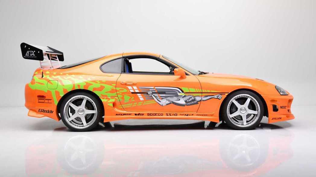 這輛Supra預估最終成交價將可能達到300,000美元(約838萬新台幣)。 ...