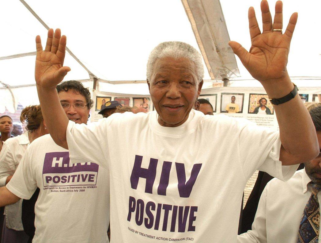 圖/無國界醫生:南非前總統曼德拉就曾因為引進愛滋病學名藥,而和國際各大藥廠大興訴...