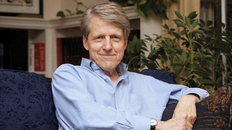 013年諾貝爾經濟學獎得主、耶魯大學知名經濟學教授席勒(Robert Shiller)。(路透)