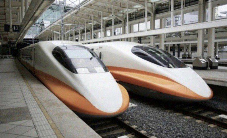 台灣高鐵。本報資料照片