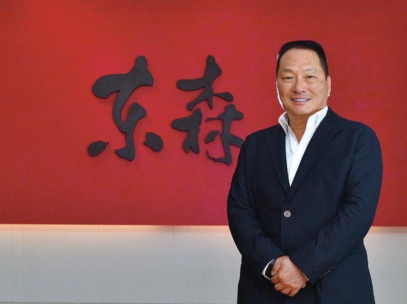 東森集團總裁王令麟。(照片提供:東森集團)